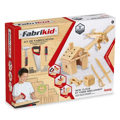 Fabrikid Construction Kit