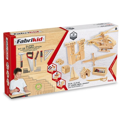 Fabrikid Super Construction Kit