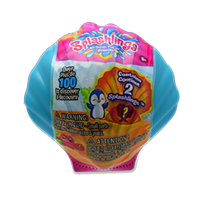 Splashlings® Collector shells