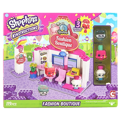 Shopkins™ Kinstructions Fashion Boutique