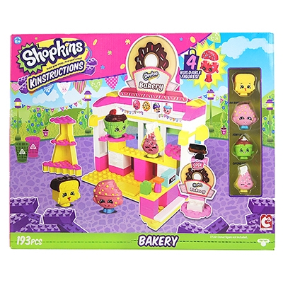 Shopkins™ Kinstructions Bakery