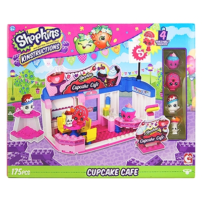 Shopkins™ Kinstructions Cupcake Cafe