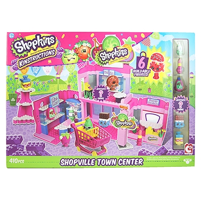 Shopkins™ Kinstructions Town Centre