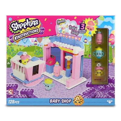 Shopkins™ Kinstructions Baby Shop Series 2