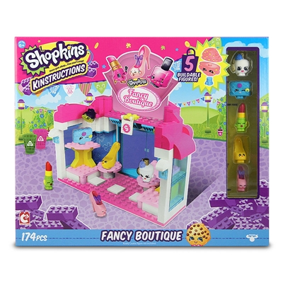 Shopkins™ Kinstructions Fancy Boutique Series 2
