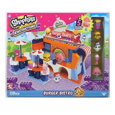 Shopkins™ Kinstructions Burger Bistro Series 2