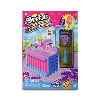 Shopkins™ Kinstructions Checkout Series 2