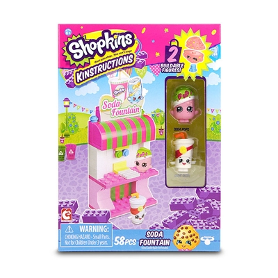 Shopkins™ Kinstructions Soda Fountain Series 2