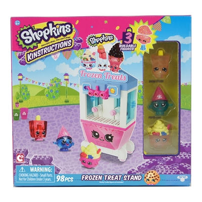 Shopkins™ Kinstructions Frozen Treat Stand Series 2