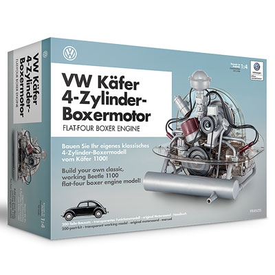 VW Beetle Model Engine