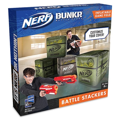 Battle Stackers - Cubes