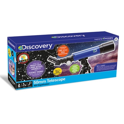 Discovery 50mm Astronomical Telescope