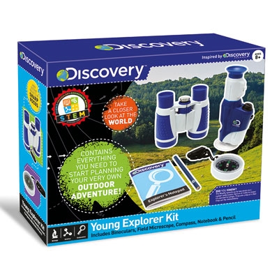 Discovery Young Explorer Kit