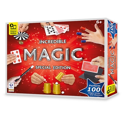 Magic 100 Tricks