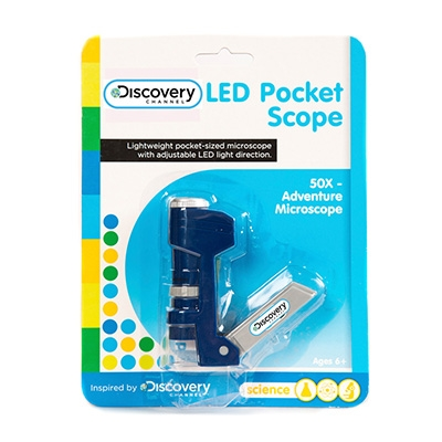 LED Pocket Scope