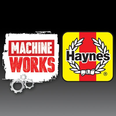 Machine Works Haynes 4 Cylinder Engine
