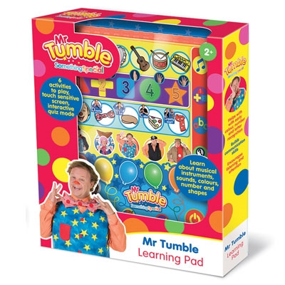 Mr Tumble Something Special Learning Pad