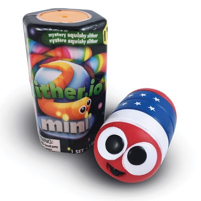 Slither.io Mini Squishies