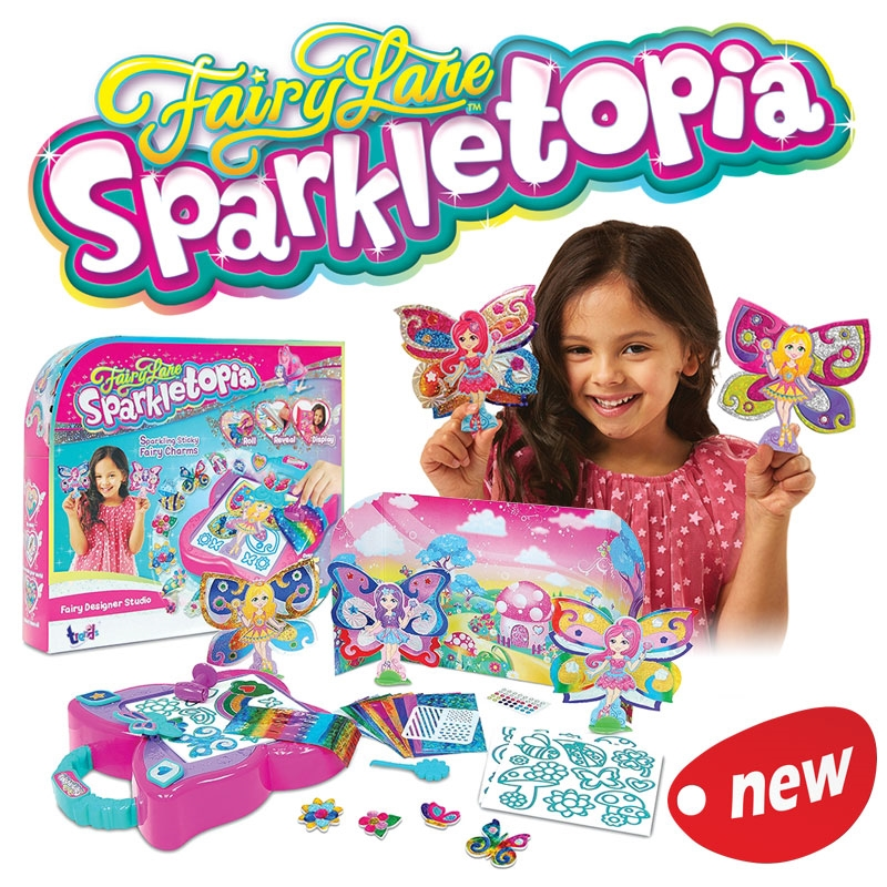 FairyLane Sparkletopia Products from Trends UK!