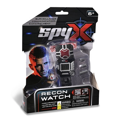 Recon Spy Watch