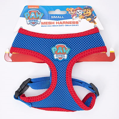 PAW Patrol Mesh Fabric Pet Harness - Small