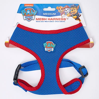 PAW Patrol Mesh Fabric Pet Harness - Medium