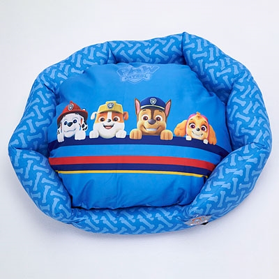 PAW Patrol High Sided Pet Bed - Large