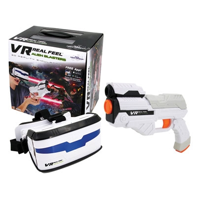 VR Real Feel Alien Blaster