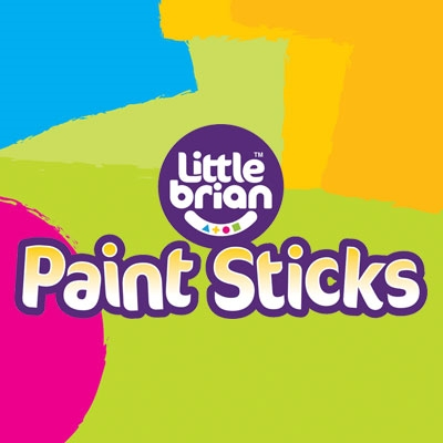 Paint Sticks - 24 assorted colours