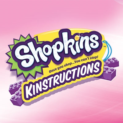 Shopkins™ Kinstructions Flower Stand Series 2