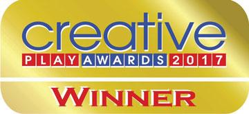 Creative Play Awards - Winner 2017